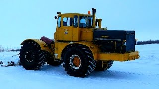 Всё равно наши тракторы САМЫЕ ЛУЧШИЕ! Трактор Легенда «Кировец» К-700, К-701 Трактора Монстры #2