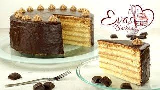 Prinz-Regenten-Torte / Klassiker aus Bayern / Backen evasbackparty