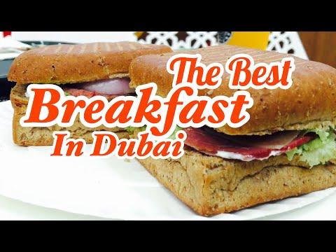 The Best Breakfast in Dubai