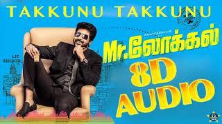 Mr Local Takkunu Takkunu 8D Audio Must Use Headphones 🎧