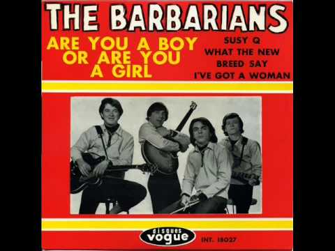 THE BARBARIANS - what the new breed say