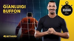 Minutes with Zlatan - Gianluigi Buffon