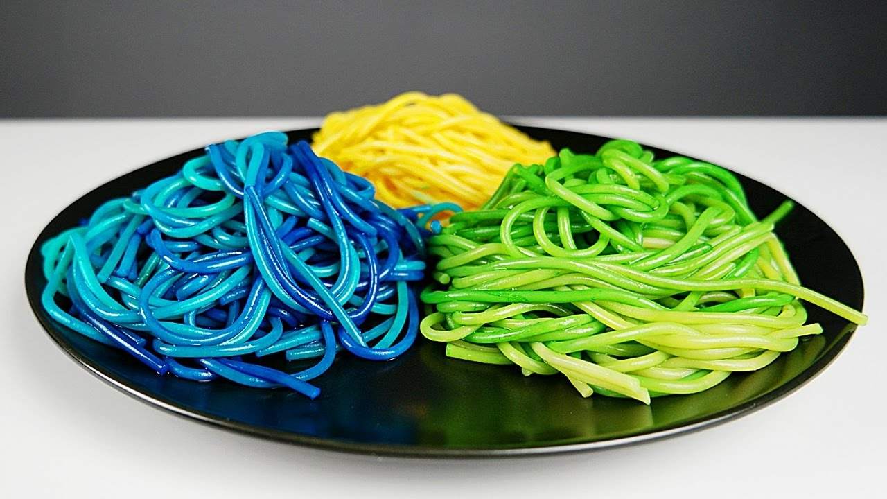 6 Colorful Things You Can Do With FOOD COLORING! - YouTube