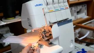 Оверлок JUKI MO-735 купить(Приобрести эту машинку можно здесь: http://shveimashinki.ru/ Доставка во все регионы России, 3 года гарантии., 2013-11-02T10:12:01.000Z)