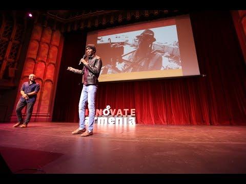 At the Epicenter of Humanitarian Crises | Hovig Etyemezian | Innovate Armenia | USC