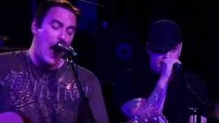 Repeat youtube video Breaking Benjamin I Will Not Bow Live Acoustic