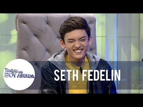 TWBA: Seth admits that he likes Karina