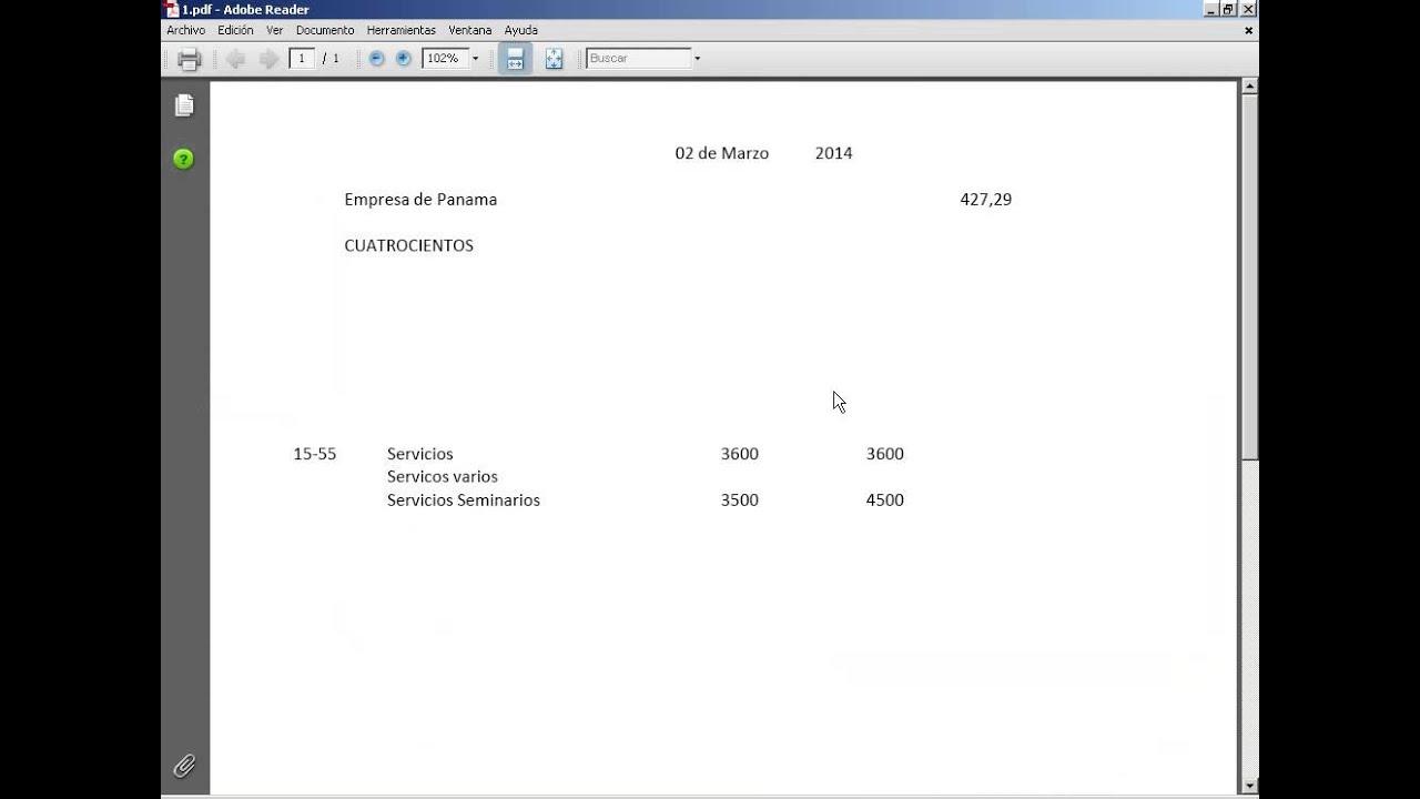 Usando una plantilla de excel para llenar cheques y for Nomina en blanco para rellenar word