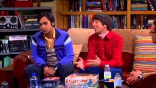 The Big Bang Theory S08E13 Emily or Cinnamon?