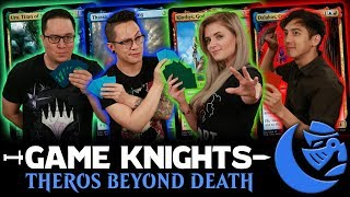 Theros Beyond Death w/ The Asian Avenger and Ashlen Rose l Game Knights #33 l Magic the Gathering