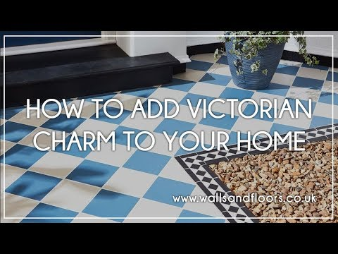 How to add Victorian Charm to your Home