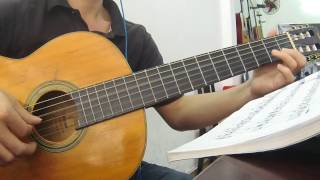 Ferdinando Carulli - ( bài tập số 2 GUITAR CLASSIC ) - Andante -