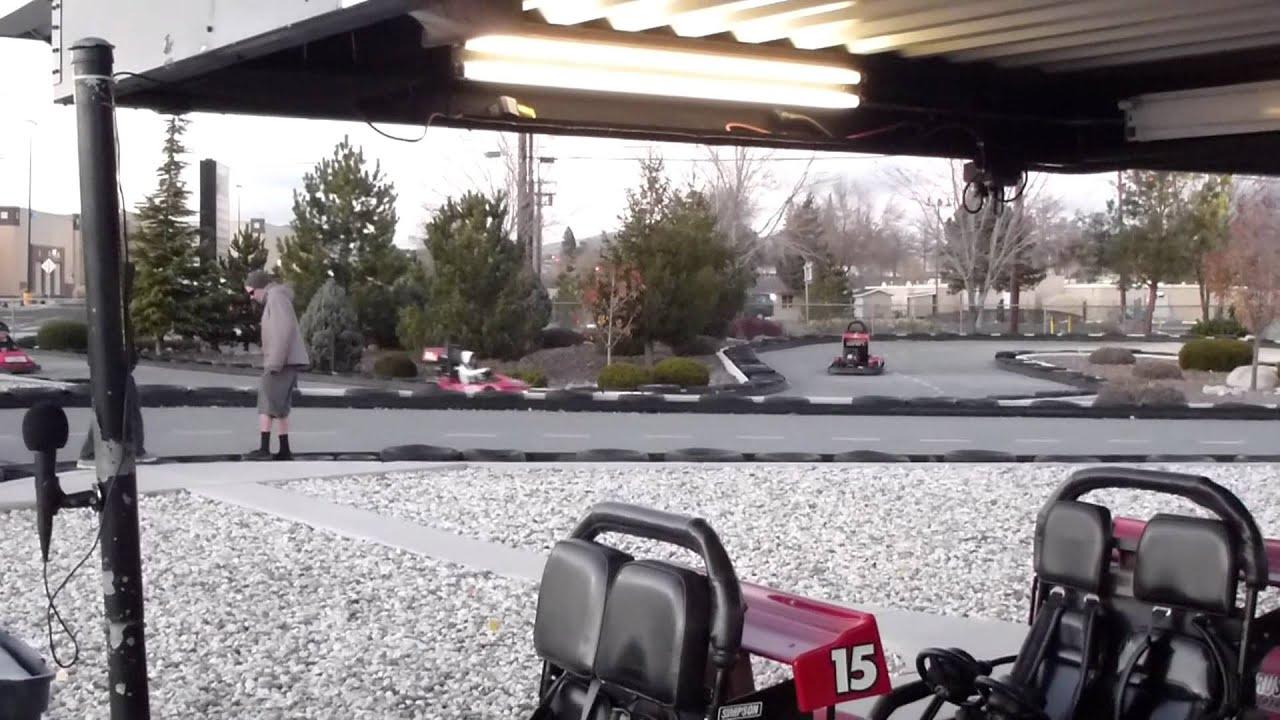 Go Karts Reno >> Go Kart At Reno Grand Sierra Resort 2011