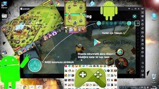 Bilgisayarda Android Oyunları Ve Uygulamaları Nasıl Açılır Memu