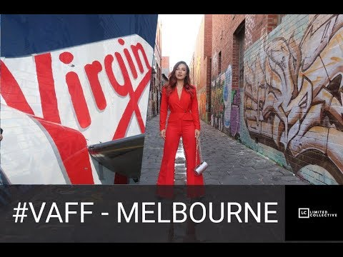 VAMFF 2018 RUNWAY| Melbourne fashion show