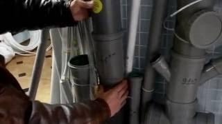 Компенсатор канализационных труб(Если нам необходимо