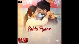 pehla-pyaar-film-version-i-vishal-mishra-i-kabir-singh-i-shahid-kapoor-i-kiara-advani
