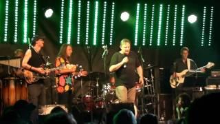 Hallucination Company montevideo & ich spiele mit dem leben by Hansi Lang live @ volksstimmefest wien 20110903