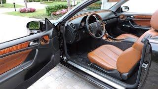 2002 Mercedes-Benz CLK320 Cabrio Designo for sale by Auto Europa Naples MercedesExpert.com