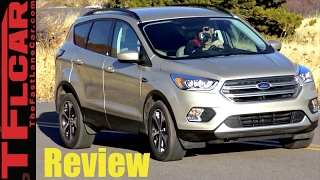 2017 Ford Escape Review: Does Ford's Aging Compact Crossover Still Compete?