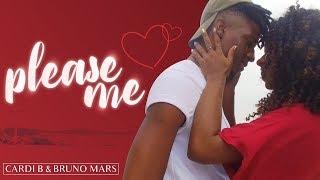 Please Me - Cardi B & Bruno Mars | @davisoncesar & @emanuelletss