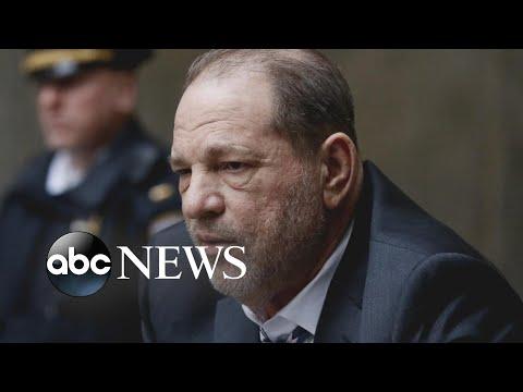 Stunned Harvey Weinstein jailed after guilty verdict   WNT
