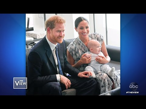 Royals Blindsided By Harry And Meghan News? | The View
