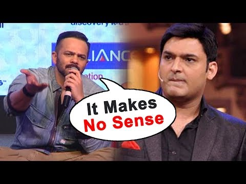 Rohit Shetty Reaction On Kapil Sharma In Depression After Show FLOP