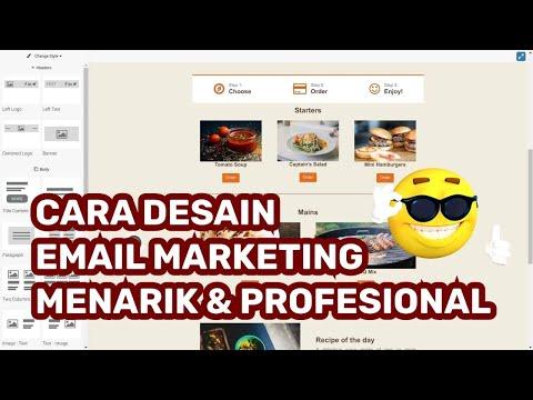 Jenis-Jenis Email Marketing