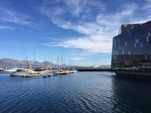 Segeln - Bavaria 38: Island Teil 2 - über den Atlantik nach Reykjavík - SY Barcarole IV (720p)
