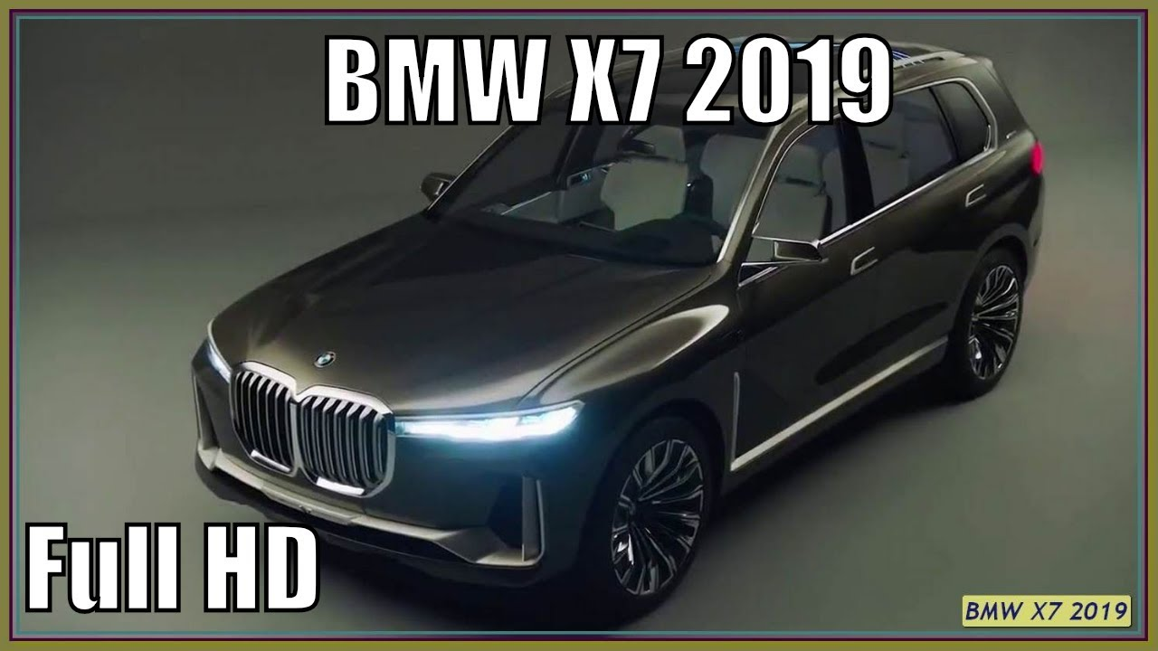 Bmw X7 2019 2019 Bmw X7 Prototype Review And Price Youtube