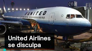 Pasajero golpeado en avión de United Airlines, el análisis - Despierta con Loret