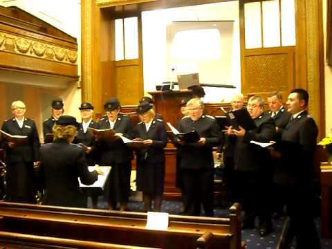 Pentre Citadel Songsters - I've Been Changed