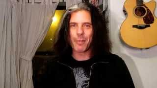 TESTAMENT - 4 Days 'Til Christmas (ALEX SKOLNICK on FAVORITE HOLIDAY MEMORY)