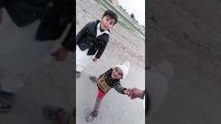 Muhammad Kashan And Saad Guli In Happy Mood