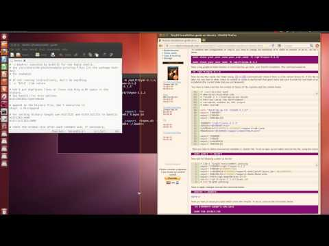 TinyOS Tutorial #1 - How to install TinyOS on Ubuntu