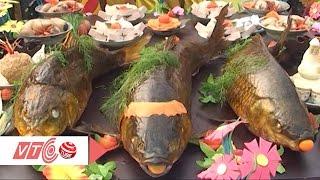 Từ tục thi cỗ cá, nhớ vương triều Trần |  VTC