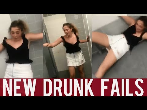 NEW Drunk Fails 2018 || New Funny Compilation! || Year 2018! thumbnail
