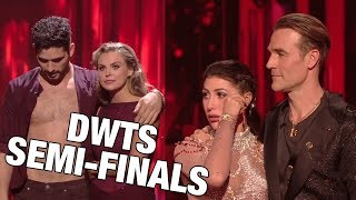 We Have Our Finalists - Dancing With The Stars Semi-Finals Week