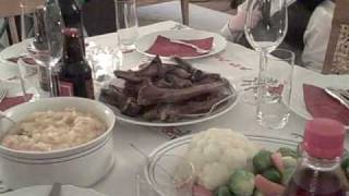 A Norwegian Christmas Dinner