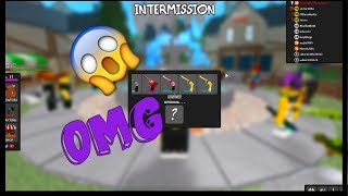 UNBOXING LUGER?! | Roblox MMX |