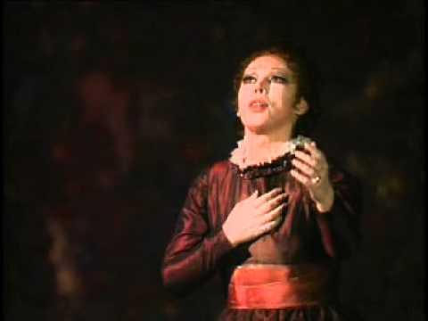 Mirella FRENI. Ernani. G. Verdi. Live Scala.