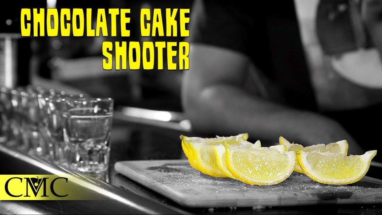 How To Make Chocolate Cake Shots YouTube