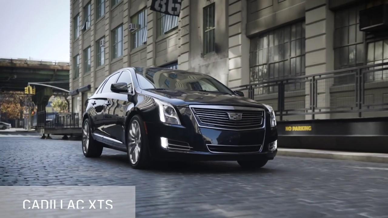 2017 Cadillac Model Lineup Video