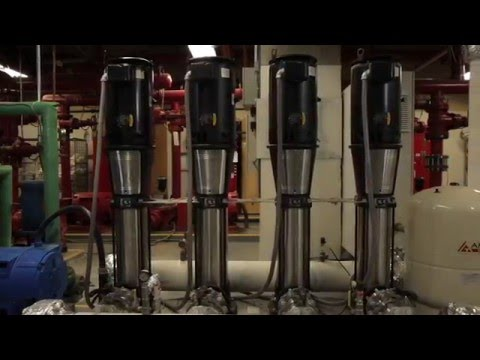 Pump Audit Upgrades Deliver $120,000+ in Annual Energy Savings