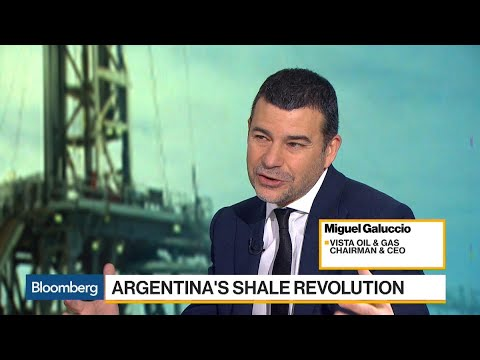 Vista Oil & Gas' Miguel Galuccio on Argentina's Shale Revolution