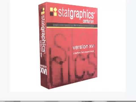 crack para statgraphics centurion xvi software
