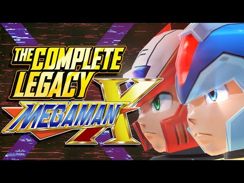 The Complete Legacy of Mega Man X