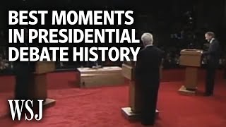 Best Moments in Presidential Debate History