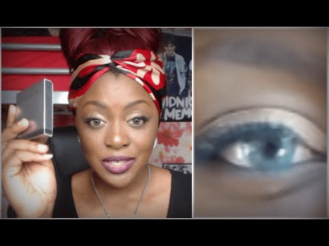 REVIEW ¦¦ Desio Lens - Two Shades Of Grey Lighter WoC